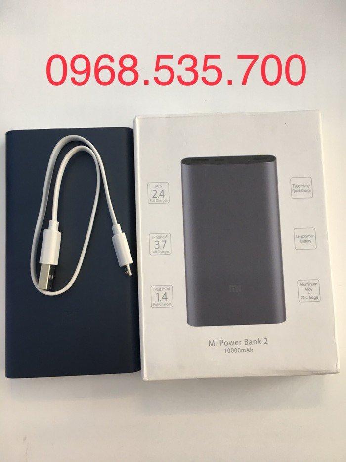 Pin sạc dự phòng Xiaomi Gen 2 10000mAh - Hàng chính hãng DGW