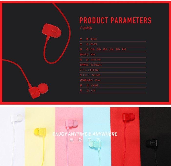 Hỗ trợ Mic, Pause, Next đầy đủ cùng các nút tai nhét mềm mại, dễ chịu khi sử dụng.2