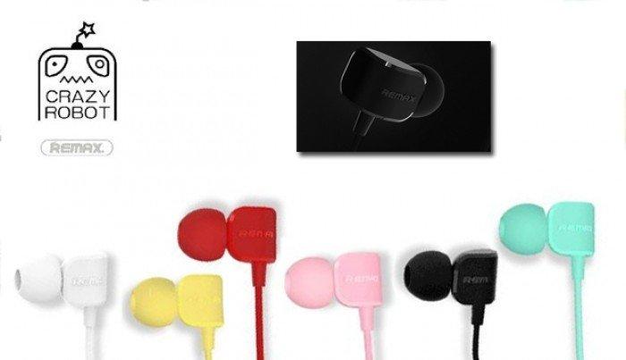 Tai nghe Nhét Tai Remax RM-502 Âm thanh hay, Bảo Hành 1 Đổi 1 -  MSN1813244