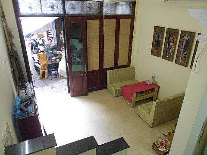 Bán nhà đẹp ngõ 296 Minh Khai, Hai Bà Trưng 35m2x 4 tầng, căn góc hai mặt thoáng