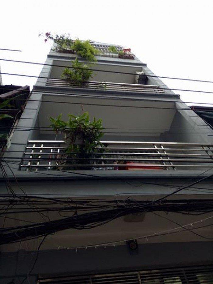 Bán Nhà 4 Tầng Lương Văn Can Hà Đông Nhà Đẹp Giá Tốt,Vị Trí Trung Tâm