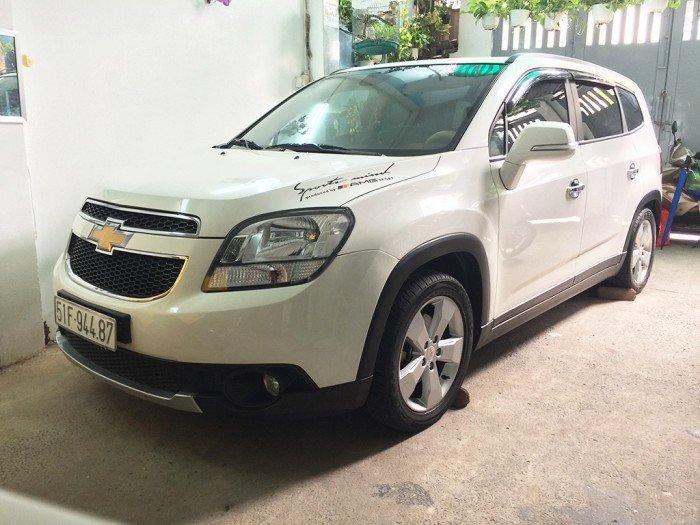 @ Tôi muốn bán xe Chevrolet Orlando LTZ trắng (7 chỗ tự động)