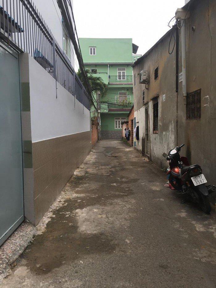 Bán nhà Gò Vấp, đường Lê Văn Thọ siêu cấp kinh doanh.