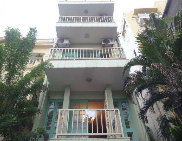 Nhà phân lô, lô góc, phố Ngọc Hà,5 tầng,mặt tiền 5.5m.