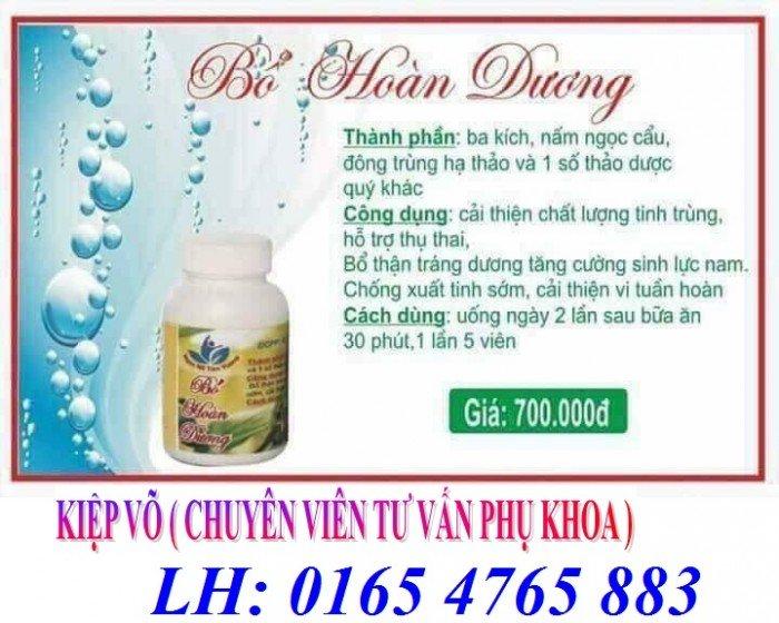 Bổ Hoàn Dương sản phẩm hỗ trợ phục hồi, cải thiện chất lượng cậu nhỏ cho phái mạnh1