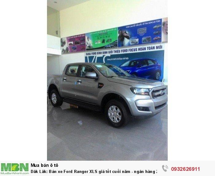 Dăk Lăk: Bán xe Ford Ranger XLS giá tốt cuối năm - ngân hàng 24h.