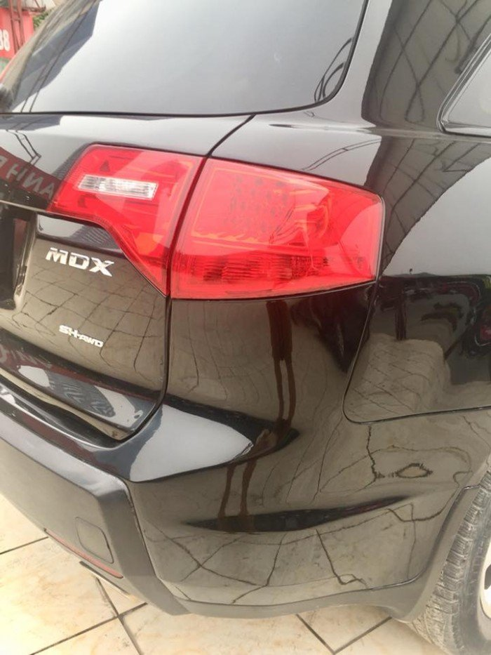 Acura MDX 3.7AT, sản xuất 2007, xe nhập Canada.