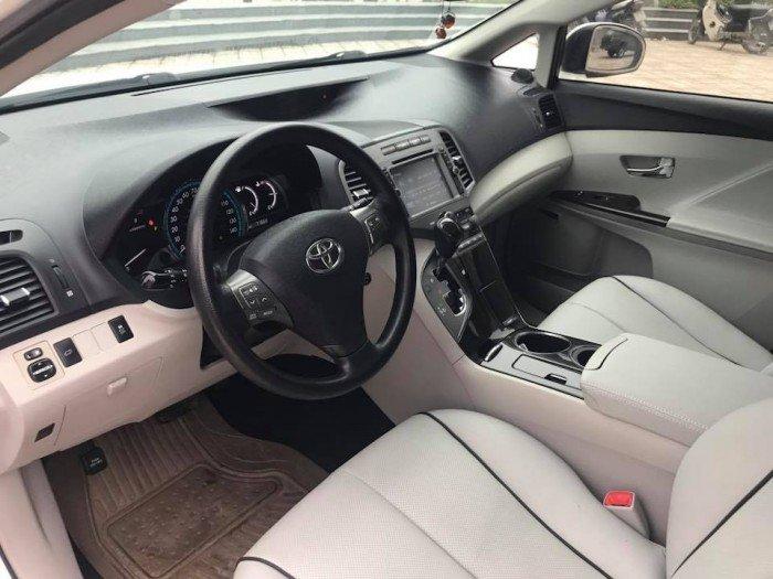Toyota venza 2.7, số tự động, nhập mỹ, sx 2009, đk 2010, bản full 20