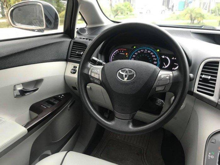 Toyota venza 2.7, số tự động, nhập mỹ, sx 2009, đk 2010, bản full 16