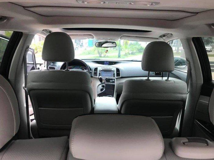 Toyota venza 2.7, số tự động, nhập mỹ, sx 2009, đk 2010, bản full 8