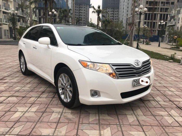 Toyota venza 2.7, số tự động, nhập mỹ, sx 2009, đk 2010, bản full 6