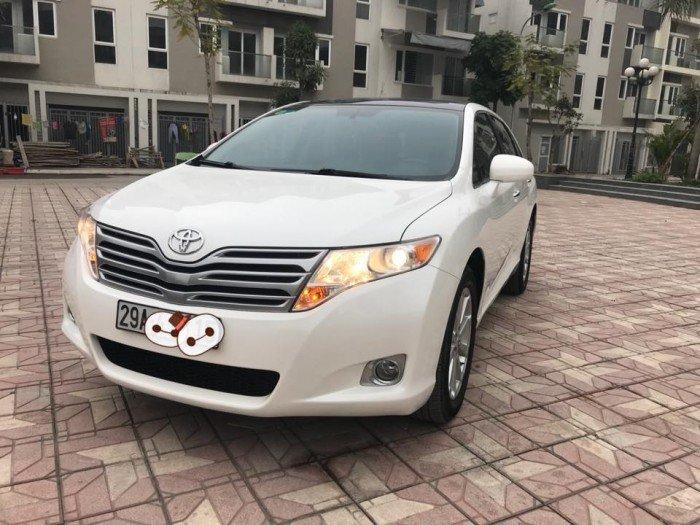 Toyota venza 2.7, số tự động, nhập mỹ, sx 2009, đk 2010, bản full 9