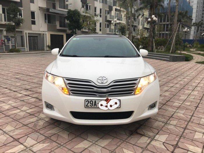 Toyota venza 2.7, số tự động, nhập mỹ, sx 2009, đk 2010, bản full 13