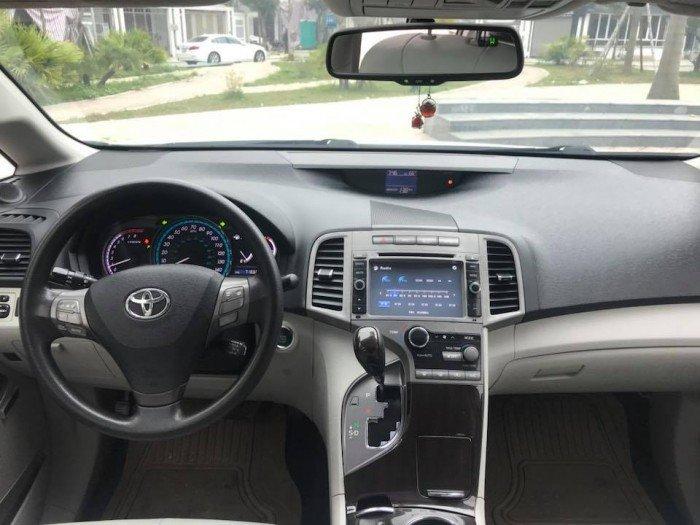 Toyota venza 2.7, số tự động, nhập mỹ, sx 2009, đk 2010, bản full 4