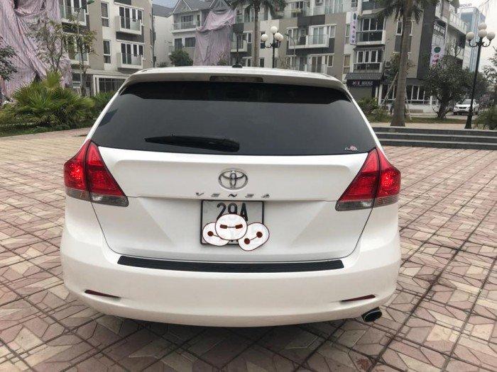 Toyota venza 2.7, số tự động, nhập mỹ, sx 2009, đk 2010, bản full 5