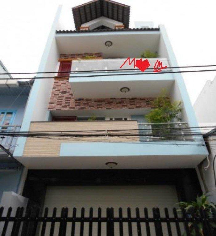 Bán gấp nhà Phú Nhuận, HXH, giá 2.7 tỷ