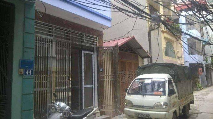 Chính chủ cần bán nhà ngõ Yên Lạc, DT82m2