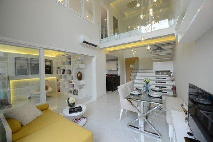 Không có nhu cầu ở cần bán lại căn hộ Vista Verde 1PN 54m2 tháp T1 view đẹp, giá tốt nhất thị trường