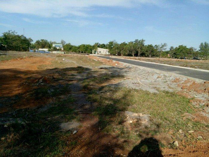 Đất 20x32 tc 100m2 mặt đường ấp 2 Tân Thành Đồng Xoài