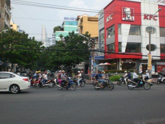 Bán gấp trước tết nhà HXH sát mặt tiền đường Nguyễn Trãi, Q. 1