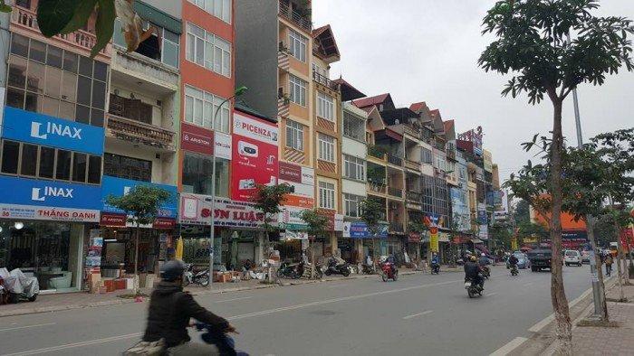 Bán nhà mặt phố Võ Văn Dũng 30m2 5 tầng