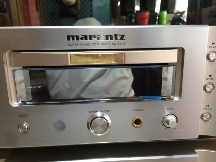 Chuyên bán CD Marantz 15S1 hàng bải long lanh