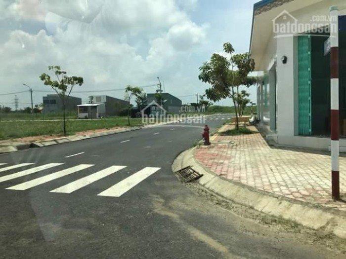 Bán đất Lê Văn Lương Nhà Bè 100m2 giá 650tr , sổ đỏ