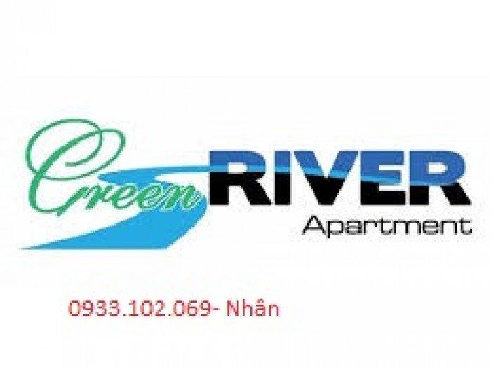 GreenRiver Giai đoạn 2 !! Giá từ 1 tỷ / căn 2PN 2WC