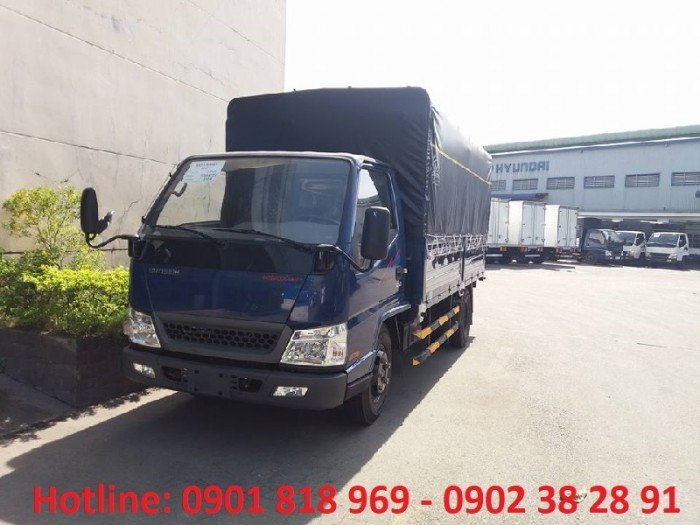 Xe tải IZ49 2.3 tấn