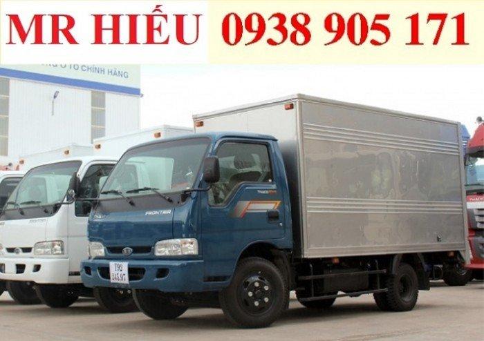 Giá xe tải Thaco KIA 165 , Kia 2,4 tấn, giá xe tải kia 2 tấn 4 rẻ nhất 8