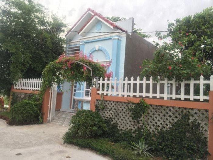 Giá 5 tỷ chẳn, biệt thự vườn view sông 800m2 Nguyễn Bình, có sổ riêng