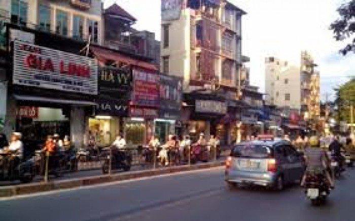 Đất mặt phố thông số quá  đẹp 112m2, MT 15m Minh Khai-Vĩnh Tuy-Hai Bà Trưng