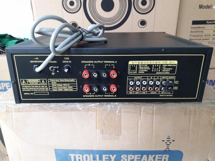 Ampli Bluetooth AP Audio Pro 7800LX0