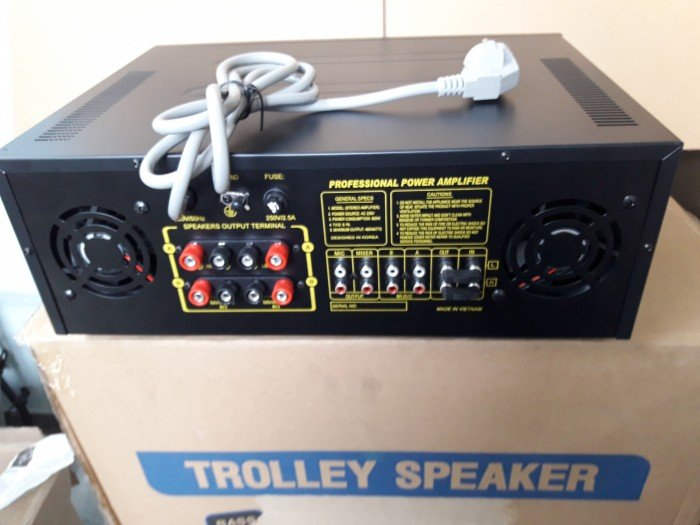 Ampli ap audio pro 7900 bluetooth3