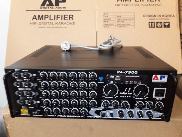Ampli ap audio pro 7900 bluetooth4