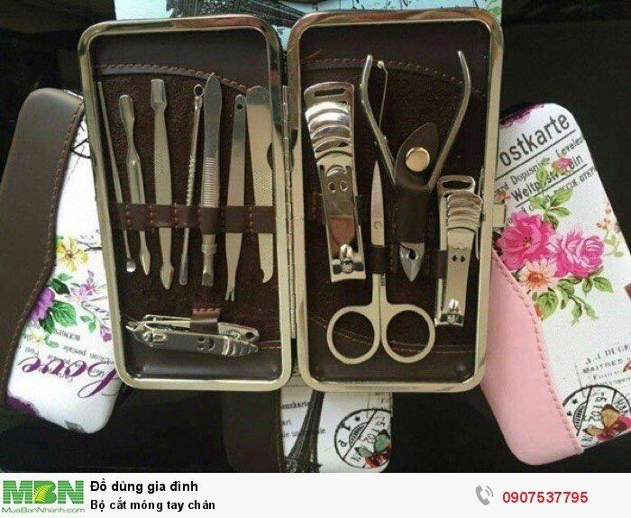 Bộ cắt móng tay chân