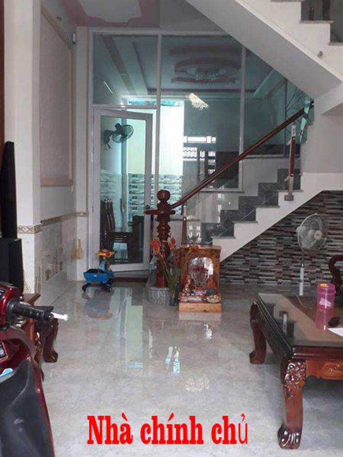 Nhà mặt tiền Trần Khánh Dư, 5x16, kinh doanh sầm uất