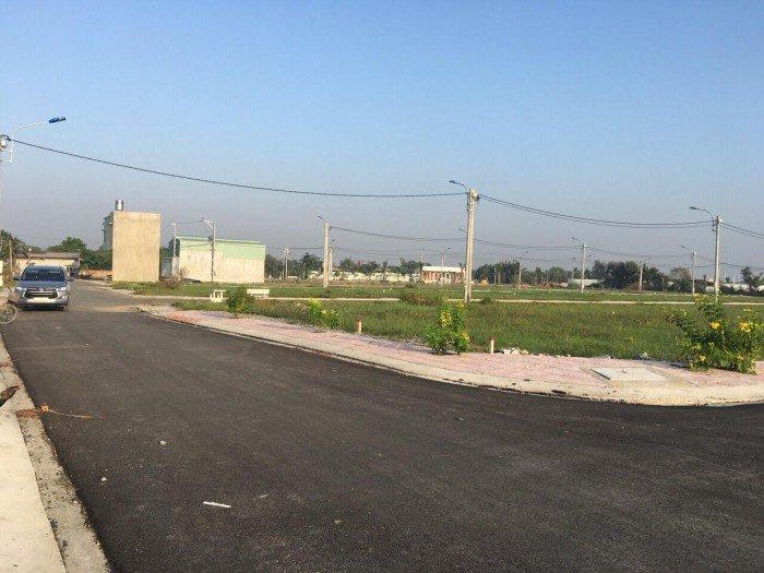 Chỉ cần 790 trđ sở hữu ngay lô đất 52 m2 thuộc dự án vàng tại P.Long Phước, Quận 9