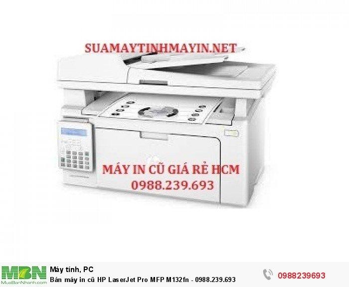 Máy in đa năng in - Copy - Scaner - Fax, Khổ A4, máy đẹp chắc chắn, gọn nhẹ, tiện dụng.In qua Lan network