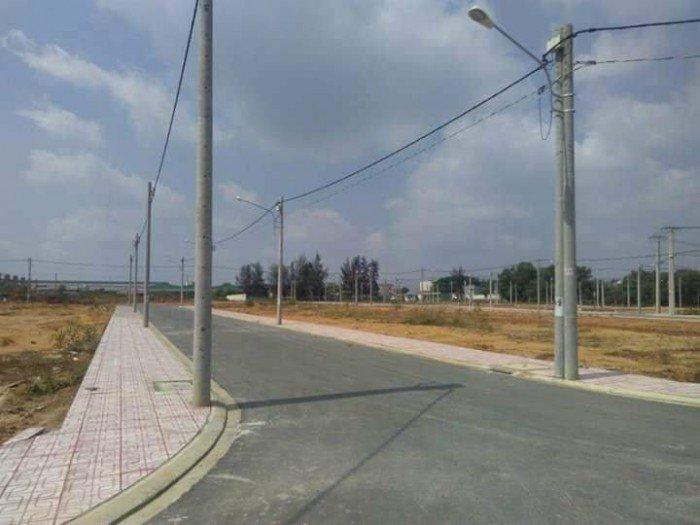 Đất nền khu Đô Thị Vĩnh Tân-Bình Dương