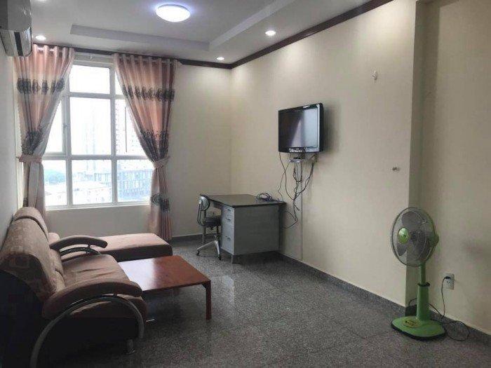 Cho thuê căn hộ Hoàng Anh Thanh Bình y hình full nội thất quận 7
