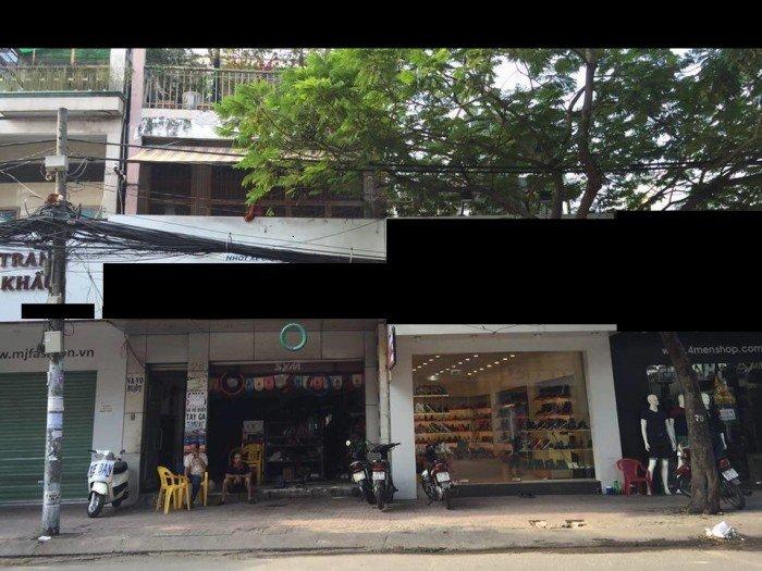 Bán nhà MT Lê Văn Sỹ, 98m2, MT nhà gần 6m, giá sock