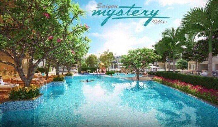 Sài gòn mystery villas - nơi đẳng cấp sống lên ngôi- sở hữu ngay chỉ với 8 tỷ