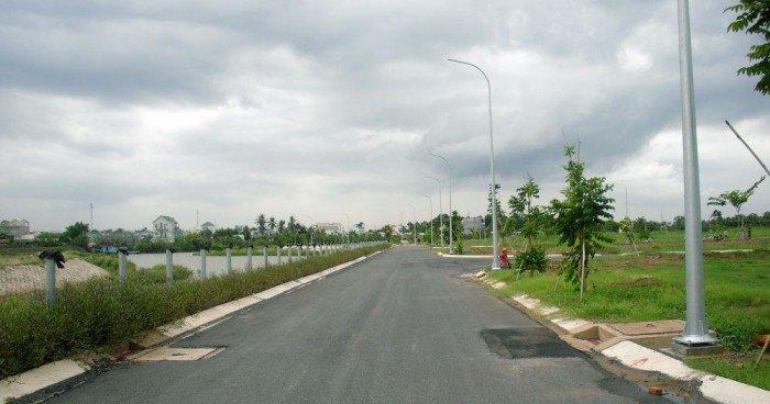 Lương Định Của, Quận 2. Khu dân cư, sổ hồng riêng 100m2