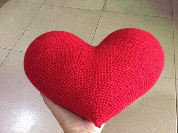 Trái tim quà tặng Valentine