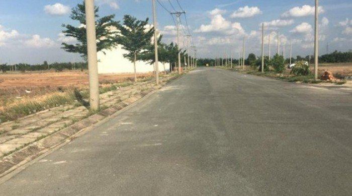 Đất Trịnh Thị Dối, Hóc Môn 268tr hẻm xe hơi