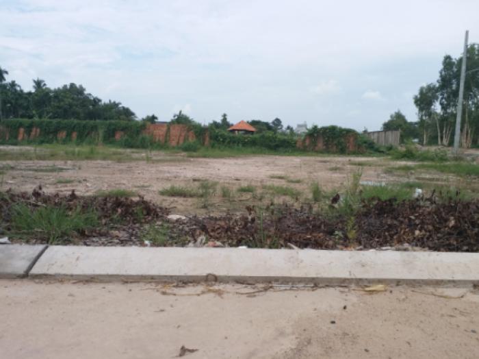 Cần bán lô đất 1830m2 đường Bà Cả,có 420m2 thổ cư, Đa Phước Bình Chánh chính chủ.