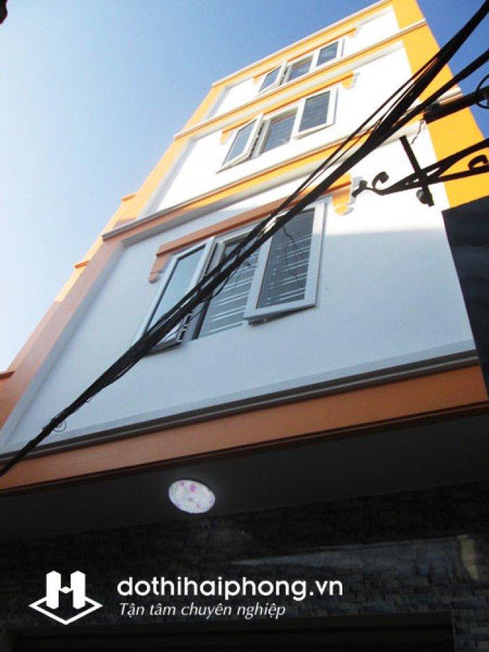 Nhà Khương Thượng gần Lotte 4 tầng*2 mặt thoáng 1.6 tỷ