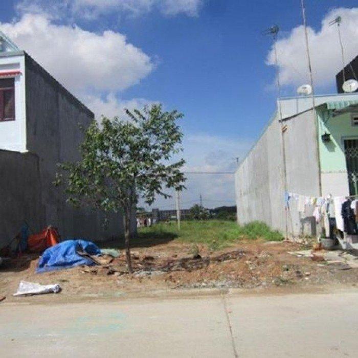 Sang đất Bình Tân, có hỗ trợ cho vay.