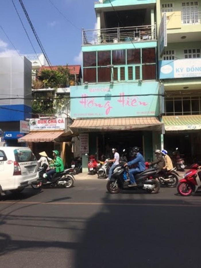 Cho thuê nhà MT Trần Quốc Thảo, Q. 3, dt 54m2